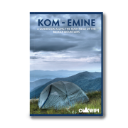 Kom – Emine  A guidebook along the main ridge of the Balkan Mountains.